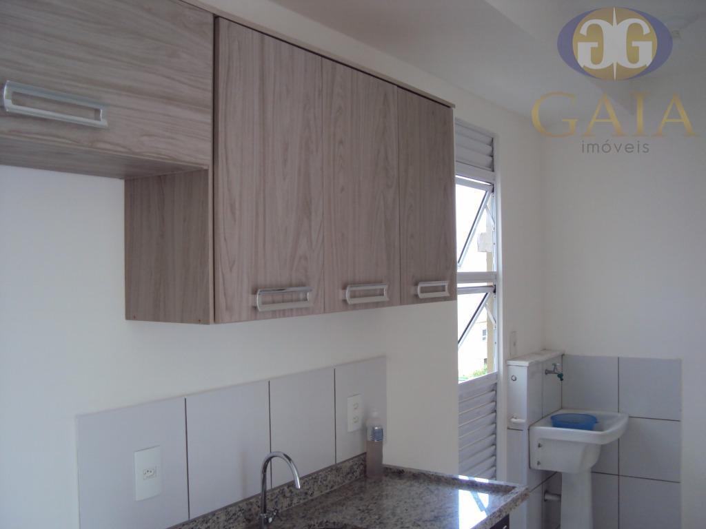 Apartamento  residencial à venda, Parque Euclides Miranda, Sumaré.