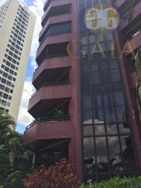 Cobertura residencial à venda, Panamby, São Paulo. Aceito troca em Sitio até 100 km de São Paulo, até 1,8 Milhões.