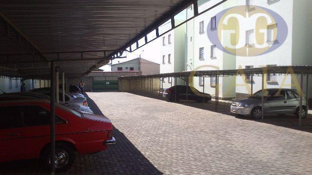 Apartamento  residencial à venda, Parque Bandeirantes I (Nova Veneza), Sumaré.