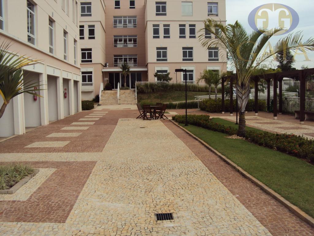 Sala comercial para locação, Parque Euclides Miranda, Sumaré - SA0050.