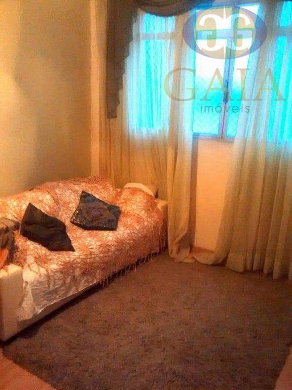 Apartamento residencial para venda e locação, Vila Marieta, Campinas.