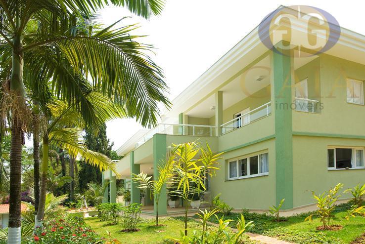 Gaia Bolsa de Imoveis - Vende Mansão Residencial na Região Central de Sumaré, SP