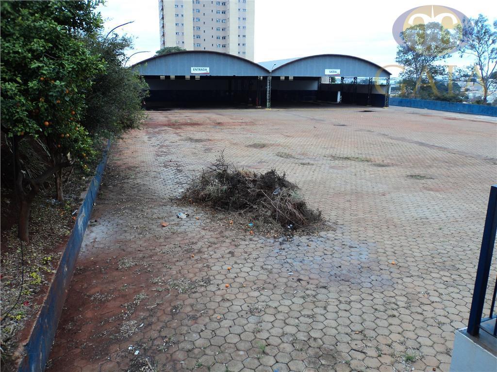 Compre  ou loque Galpão industrial para venda e locação imóvel , Mansões Santo Antônio, Campinas._ Sp.
