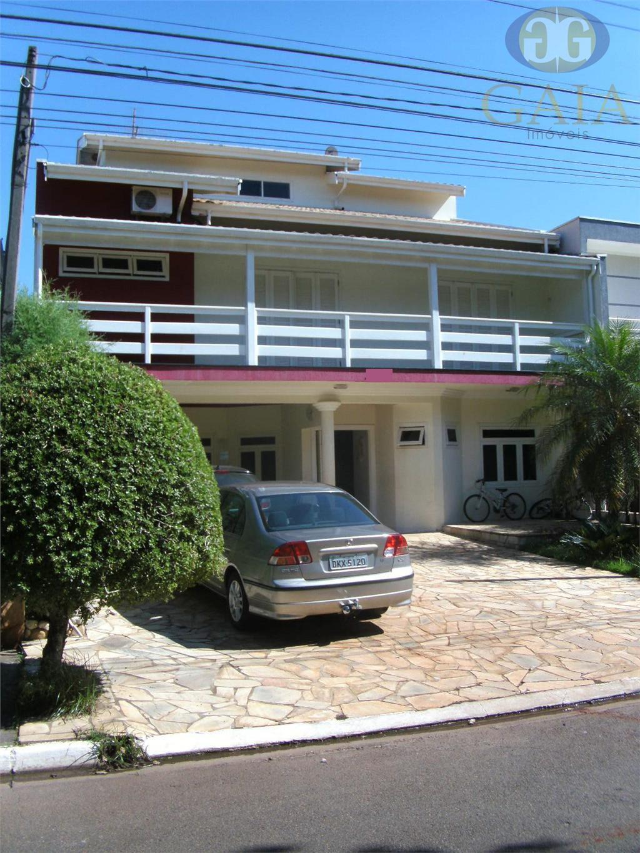 Casa residencial à venda, Condomínio Okinawa, Paulinia.