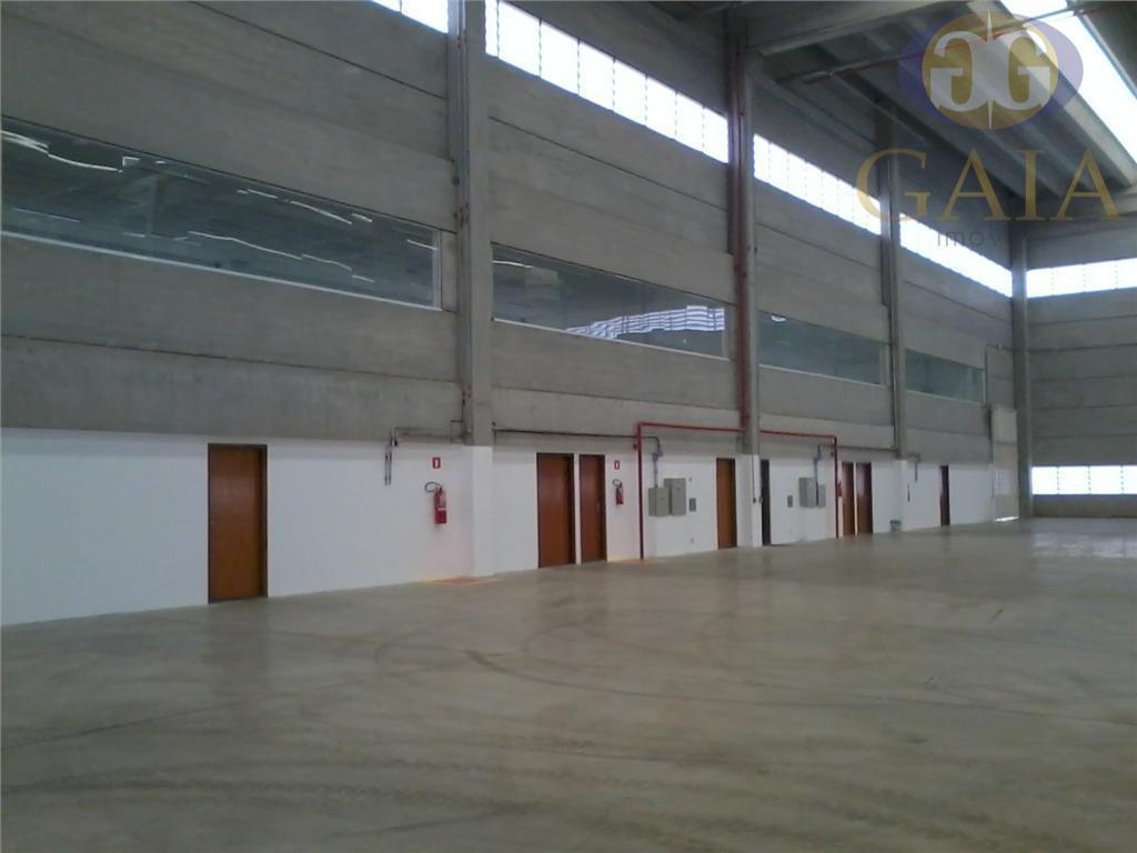 Galpão comercial para locação, Caldeira, Indaiatuba. _ SP