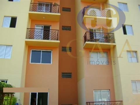 Apartamento residencial à venda, Jardim Leonor, Campinas.- SP.