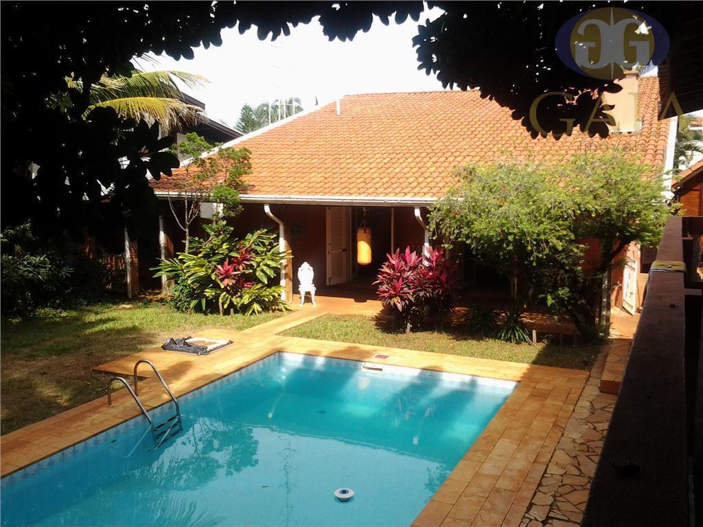 Casa residencial para venda e locação, Parque das Universidades, Campinas.