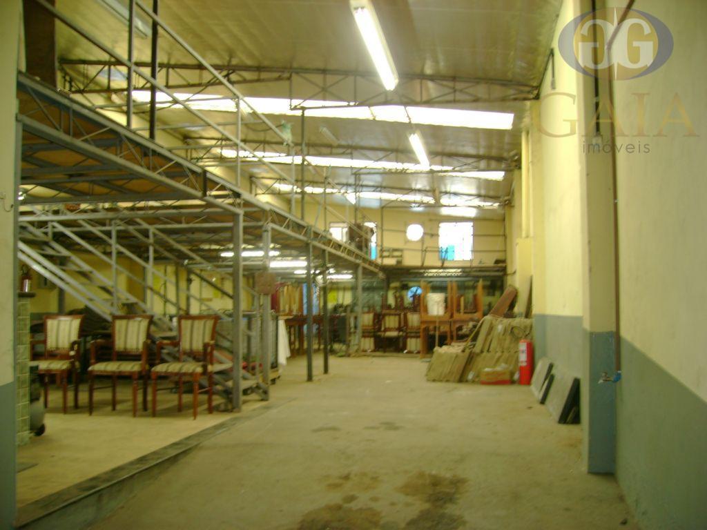 Barracão comercial para locação, Bosque, Campinas.