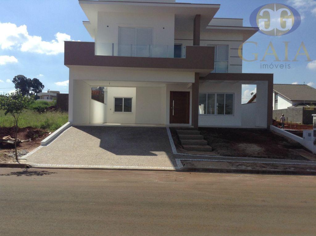 Casa residencial à venda, Condomínio Vila Franca, Paulinia.