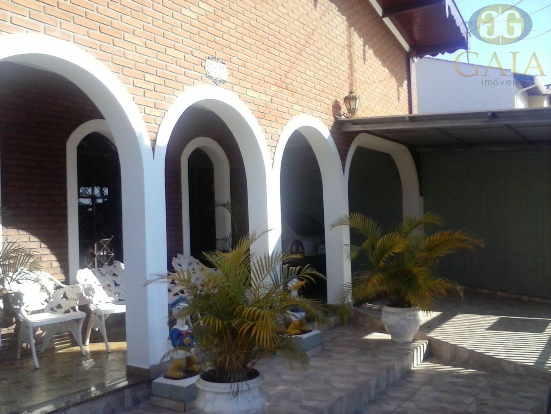 Casa residencial para venda e locação, Vila Miranda, Sumaré .