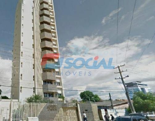 Apartamento residencial à venda, Pedrinhas, Porto Velho.