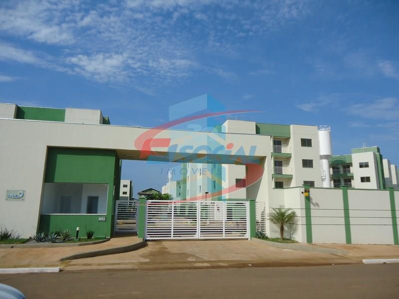 Rua Anari, 5358 -  Cond. Res. Vita Bella, Aptº 404 bloco 01 - para locação, Nova Floresta, Porto Velho.