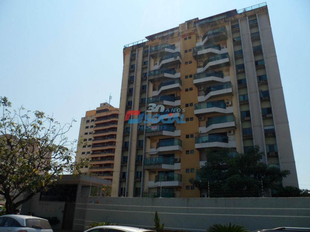 Apartamento  Res. Varanda do Madeira, apto 801 - para locação, Olaria, Porto Velho.