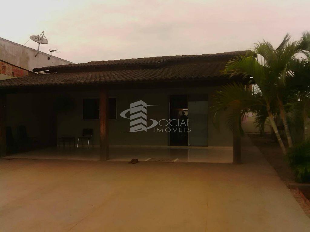 Casa residencial à venda, Nova Floresta, Porto Velho.