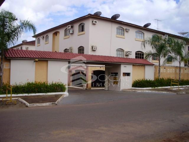 Residencial Porto Velho II, Rua Guiana, 1188, Apto 03 Bloco M - para locação, Embratel, Porto Velho