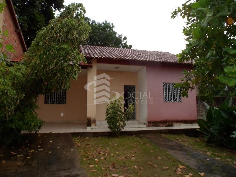 Casa rua José Bonifácio, 2230 - para locação, Pedrinhas, Porto Velho.