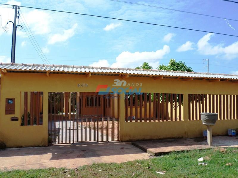 Casa Rua Ana Caucaia, 6476, para locação, Lagoinha, Porto Velho.