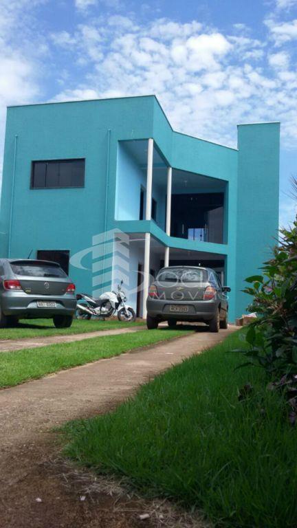 Sobrado  residencial à venda, Embratel, Porto Velho.