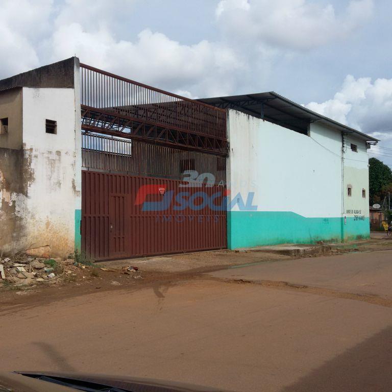 Prédio Comercial, Av. Pinheiro Machado, 5455, Flodoaldo Pontes Pinto, Porto Velho.