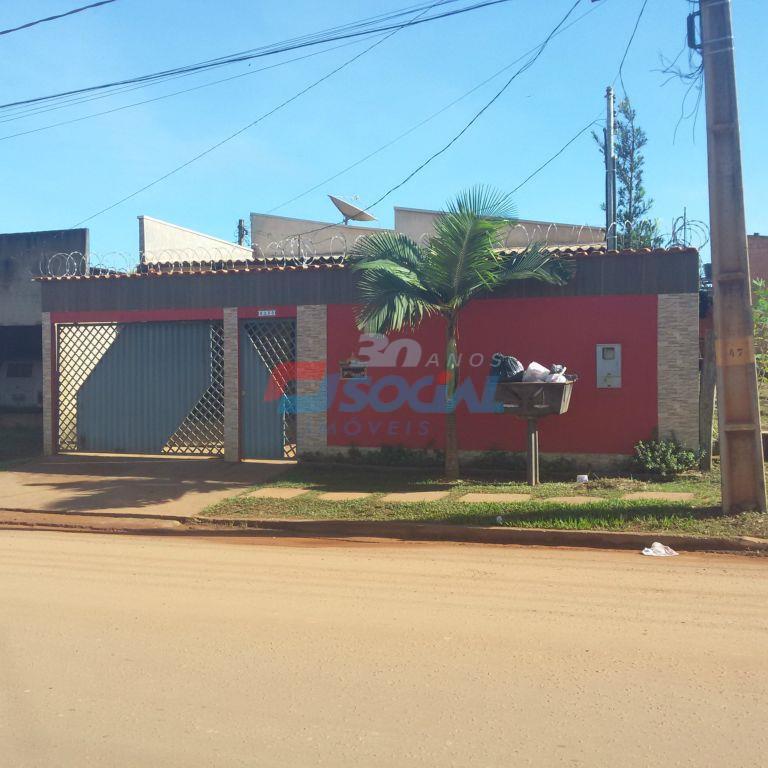 Casa  residencial à venda,av calama, Planalto, Porto Velho.