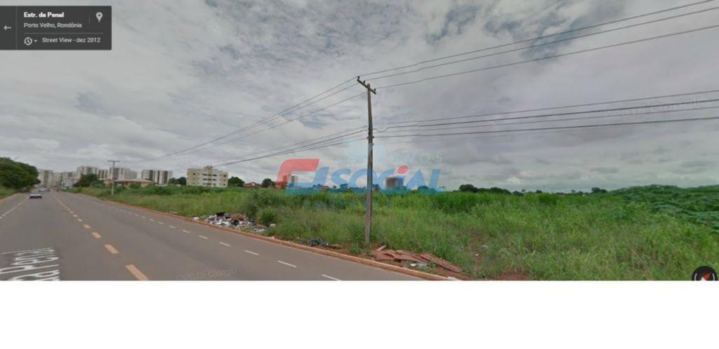 TERRENO - COMERCIAL - B. RIO MADEIRA