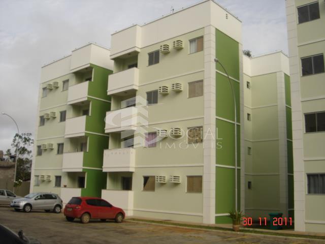 Apartamento  residencial à venda, Baixa da União, Porto Velho.