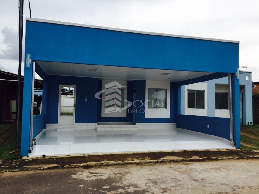 Residencial Bairro Novo, Condomínio Girassol, casa 117, para locação, Aeroclube, Porto Velho.