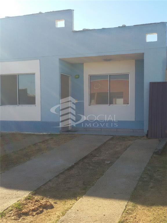 Residencial Bairro Novo, Casa 13, Cond. Gardênia, para locação, Aeroclube, Porto Velho.