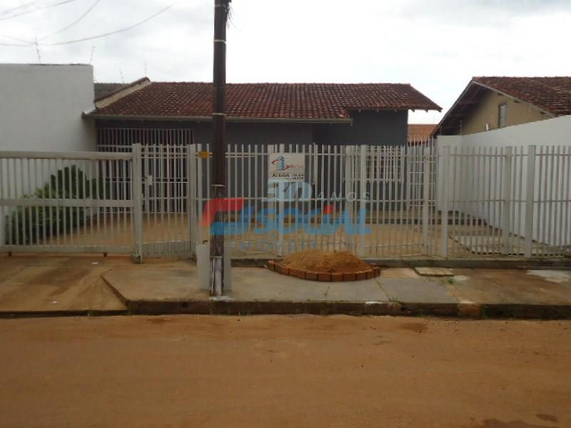 Casa  Rua Elvira Jhonson, 4871, para locação, Flodoaldo Pontes Pinto, Porto Velho.