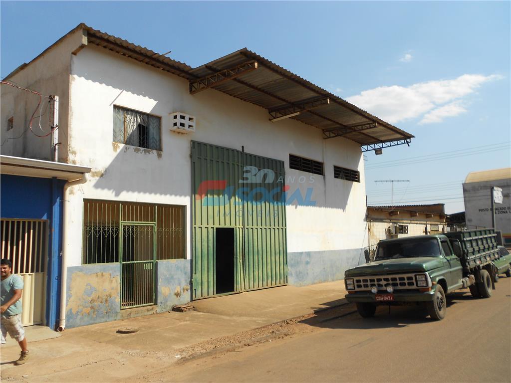 Galpão comercial à venda, Tancredo Neves, Porto Velho.