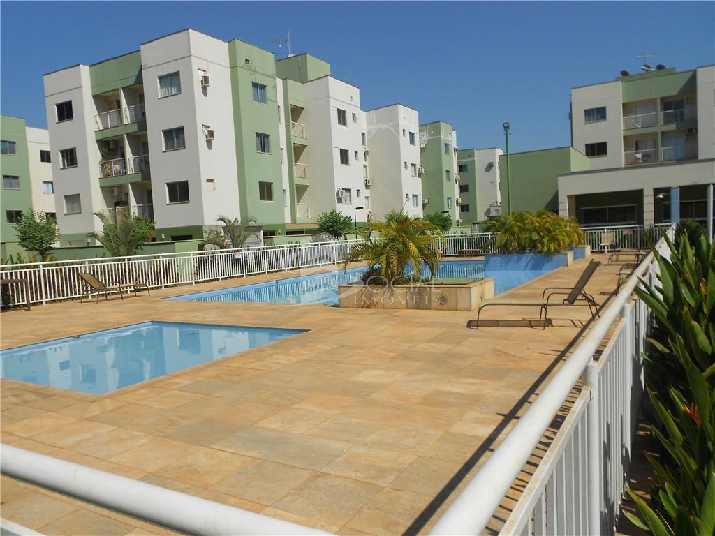 Apartamento residencial à venda, Nova Floresta, Porto Velho.