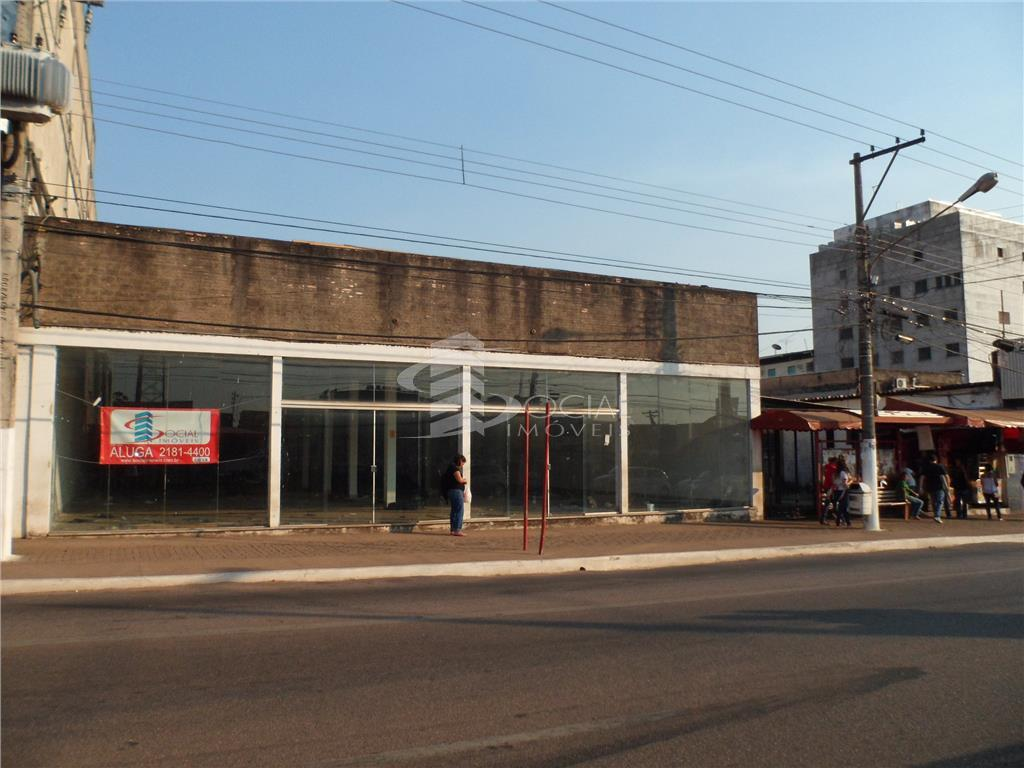 Ponto comercial, Av. Sete de Setembro, 1332, para locação, Centro, Porto Velho.(F-7)