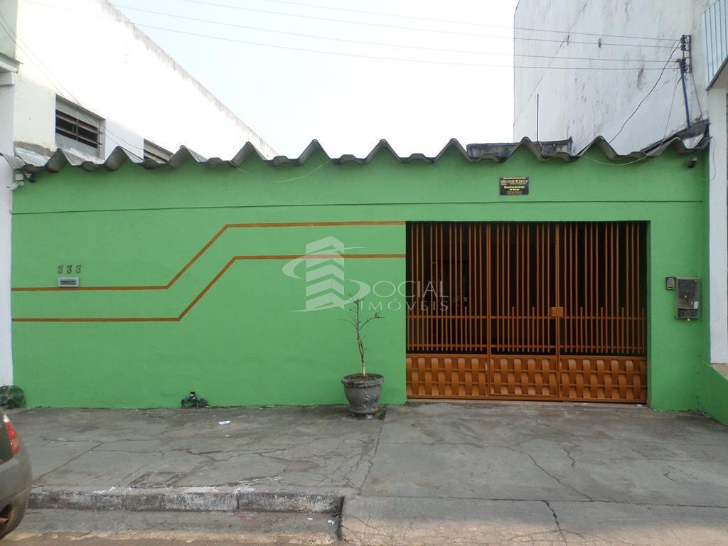 Casa, Rua Afonso Pena, 333, para locação, Centro, Porto Velho - CA0378.