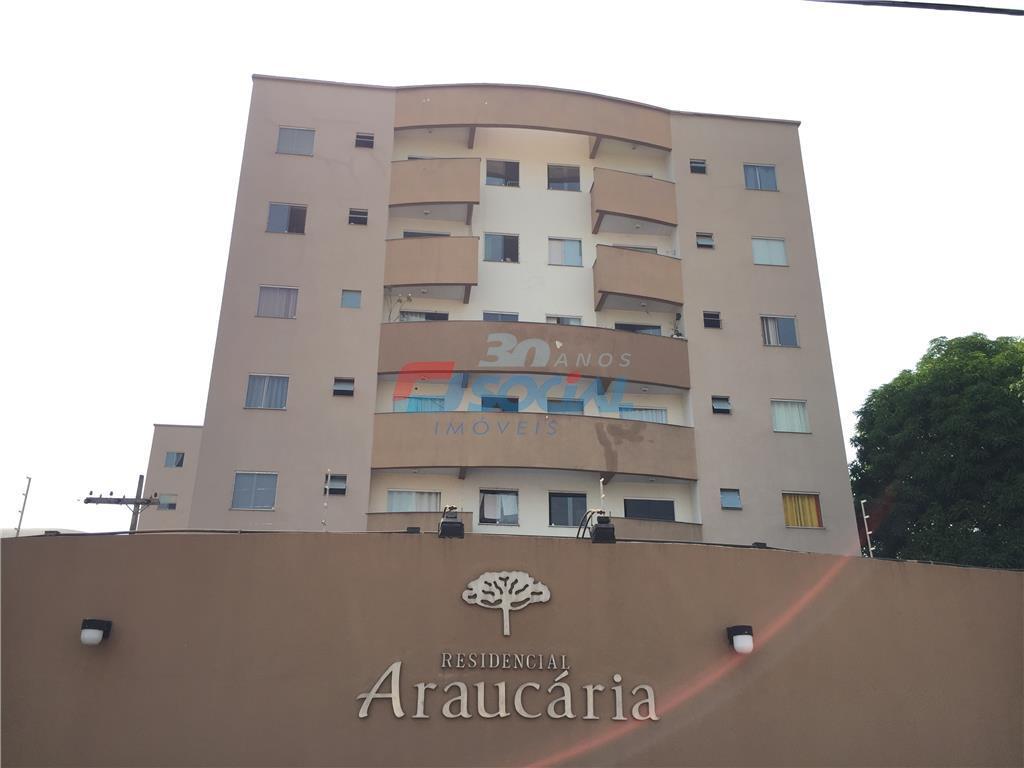 Residencial Araucária, Rua Antônio Lacerda, 4238, Apto 304 Bloco C, para locação, Industrial, Porto Velho.