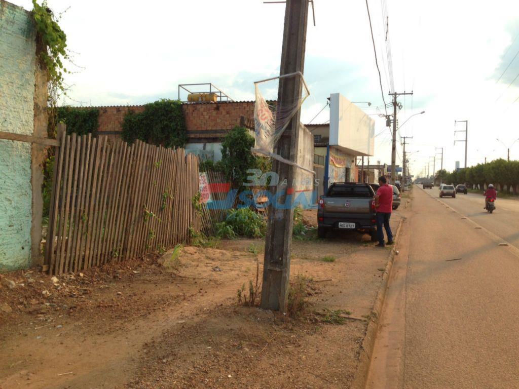 Terreno residencial à venda, Lagoinha, Porto Velho.