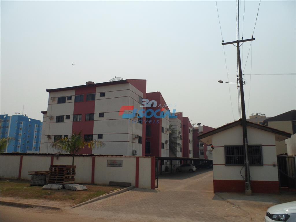 Residencial  Ana Matos,  Avenida Guaporé 5934, Apto 202 Bloco B1 - ap-a4