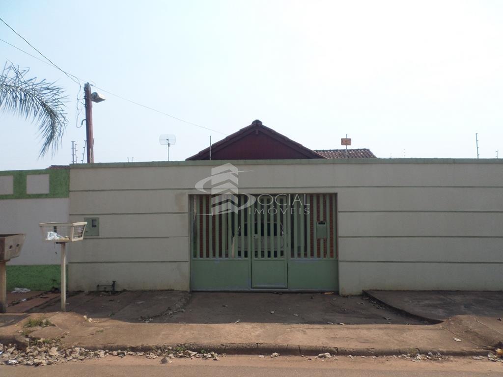 Casa, Rua da Felicidade, 4583, para locação, Floresta, Porto Velho.