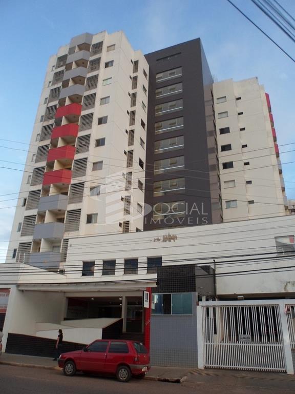 Residencial Porto Velho Service, Avenida 07 de Setembro, 2140, Apto 405,para locação, Nossa Senhora das Graças, Porto Velho.