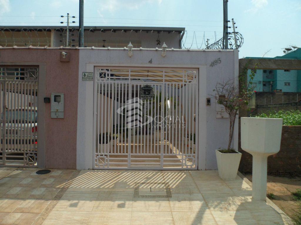 Casa  residencial para locação, Igarapé, Porto Velho, rua vaticano 4195 - casa 04