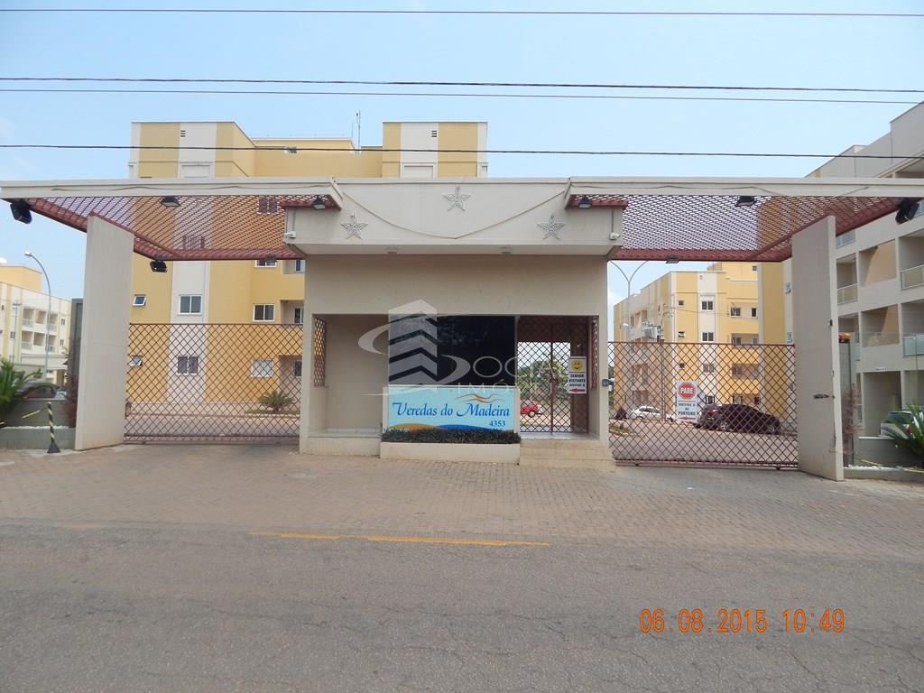 Apartamento residencial à venda, Triângulo, Porto Velho.