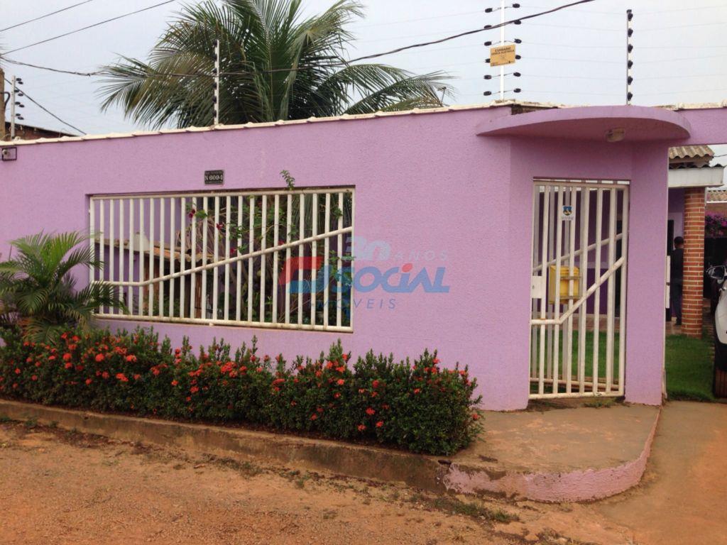 Casa residencial à venda, Cohab, Porto Velho.