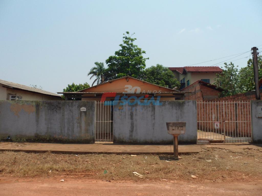 Casa  residencial para locação, rua alto brasil, n.º 6679 - a-10 - Três Marias, Porto Velho.