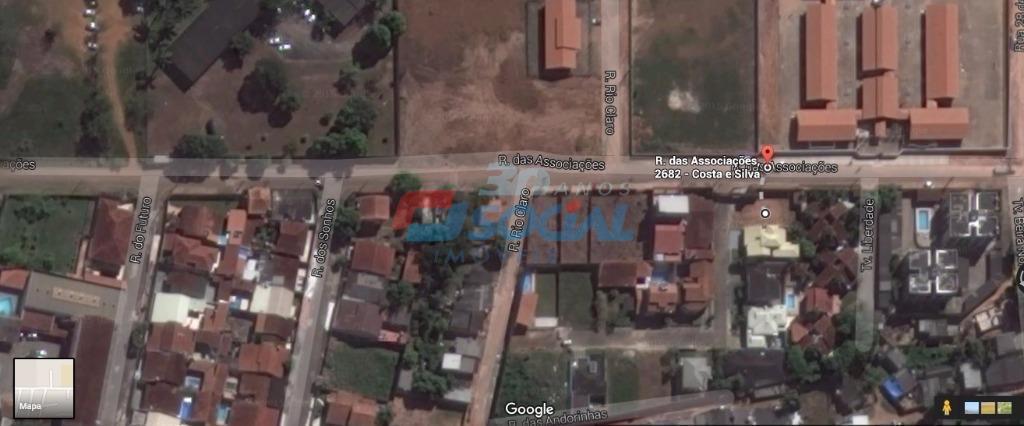 Terreno residencial à venda, Costa e Silva, Porto Velho.