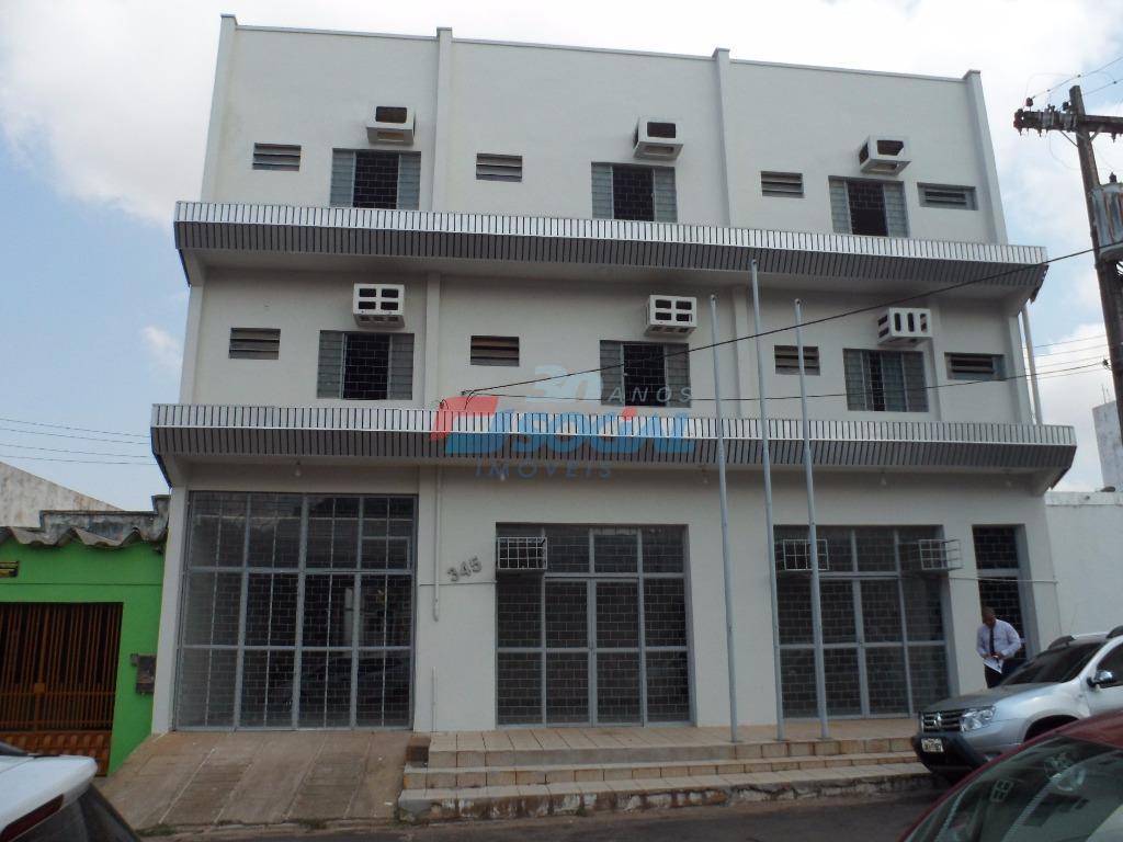Prédio comercial para venda e locação, Rua Afonso Pena, 345 - Centro, Porto Velho - PR0016.
