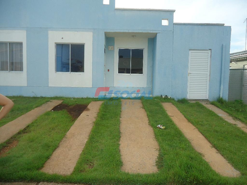 Casa  residencial para locação, Bairro Novo - Cond. Dalia - Casa 138 - Aeroclube, Porto Velho.