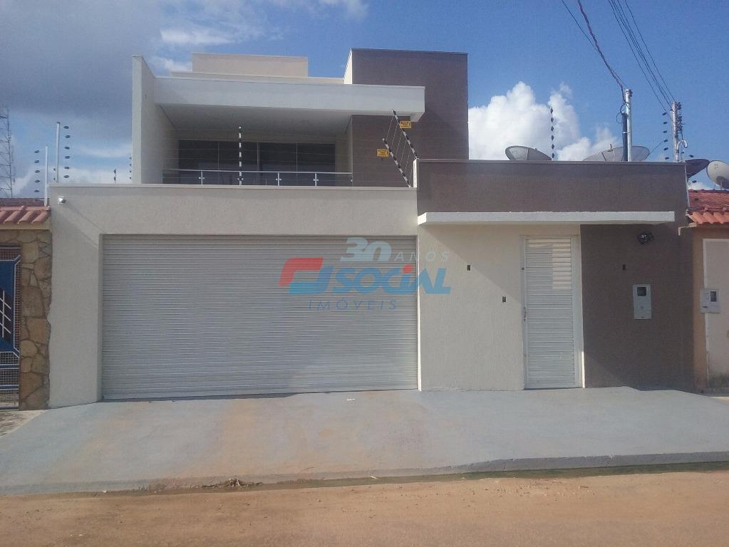 Sobrado residencial à venda, Conceição, Porto Velho.