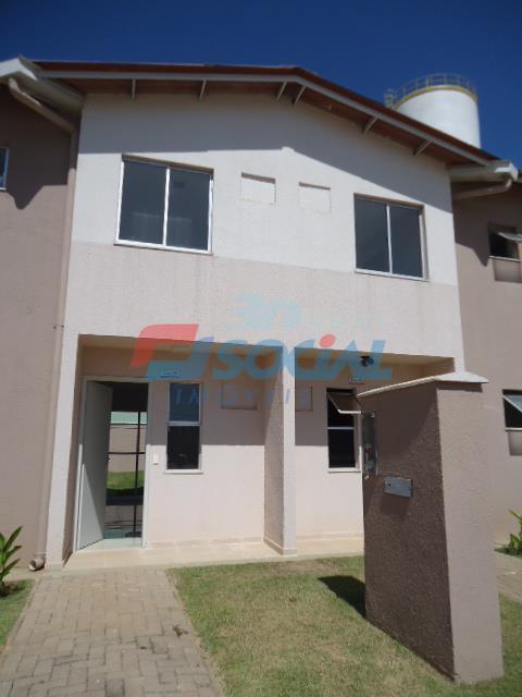 Sobrado  residencial para locação, Res. Total Ville I - Sobrado 59 - Aeroclube, Porto Velho.