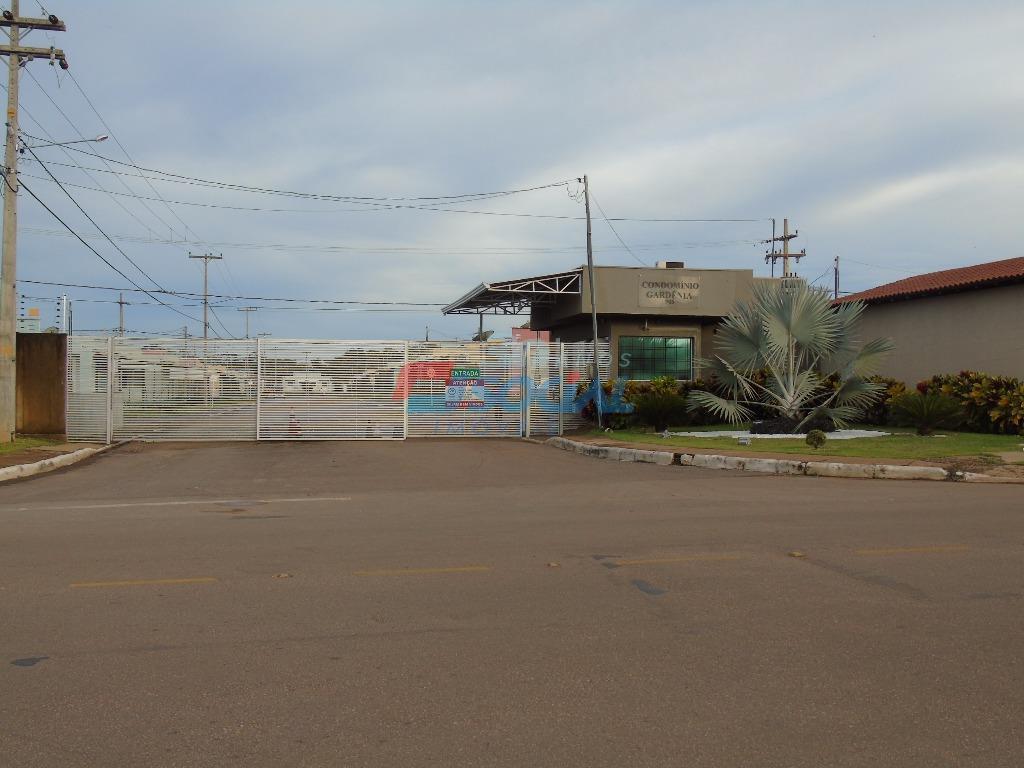 Casa  residencial para locação, Bairro Novo - Cond. Gardênia - Casa 40 - Aeroclube, Porto Velho.
