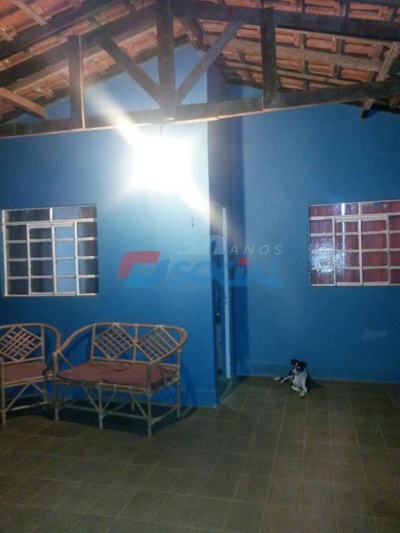 Casa residencial à venda, Três Marias, Porto Velho.