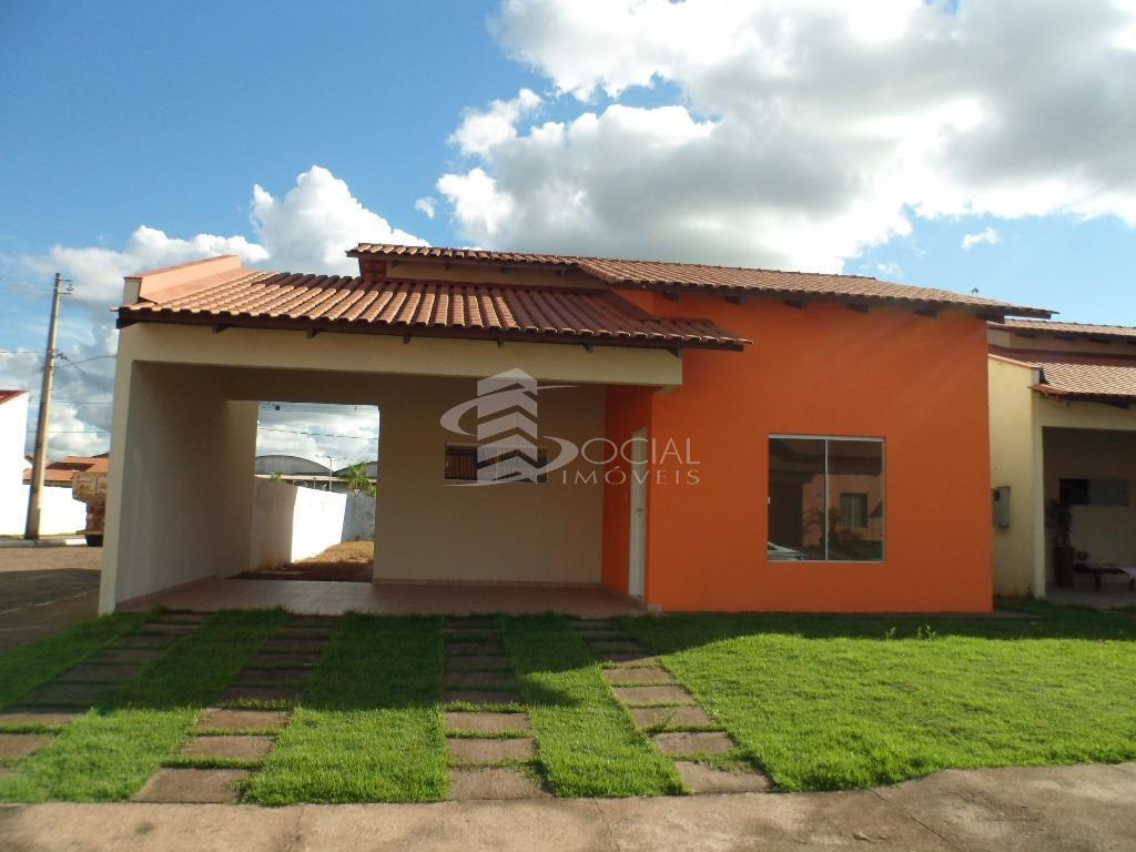 Casa  residencial para locação, Estrada 13 de Setembro - Cond. San Matheus - Casa 14 - Quadra E - Aeroclube, Porto Velho.